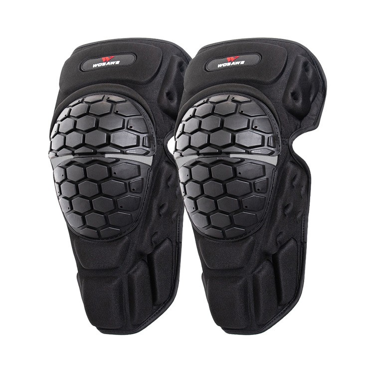 WOSAWE mountain bike cross-country riding knee pads roller skating ski knee pads rider protective gear