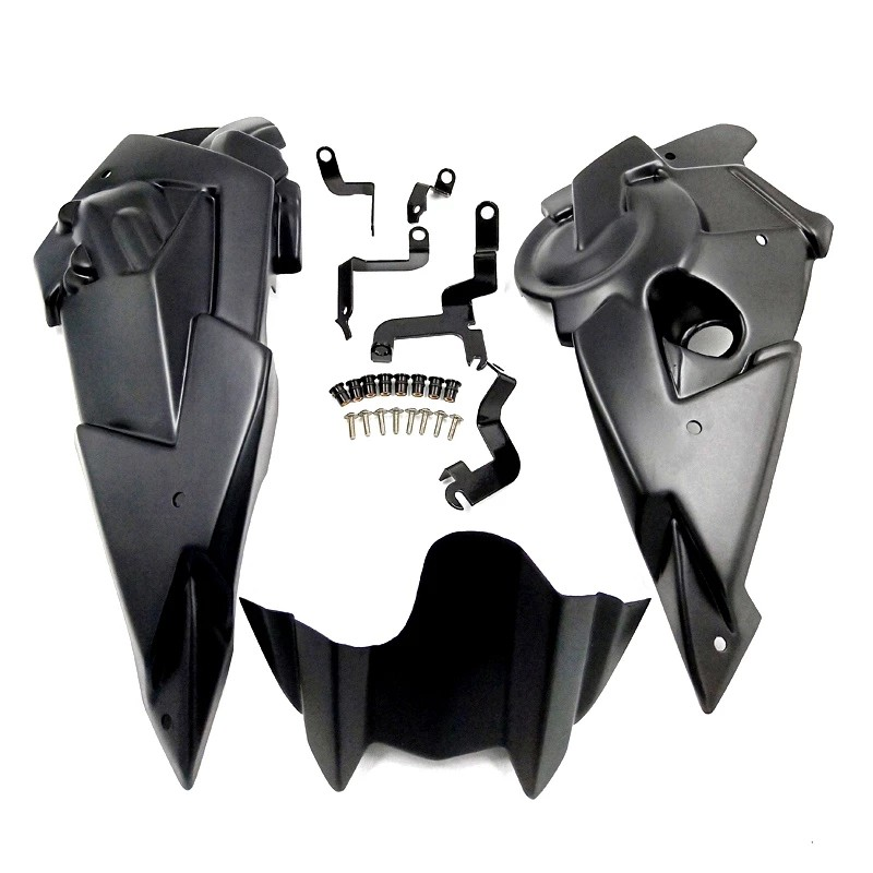 Motorcycle engine spoiler mounting bracket for Yamaha MT-07 MT07 FZ07 2014-2019 MT FZ07