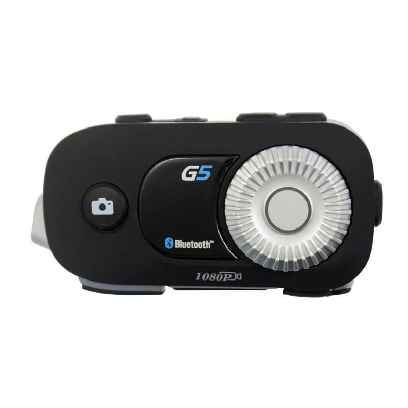 AiRide G5 Pro 500m 4 rider group walkie talkie HD 1080P video recorder motorcycle bluetooth headset