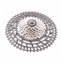 SUNSHINE 10S/11S/12S lightweight CNC integrated 42/46/50T large gear ratio aluminum alloy flywheel