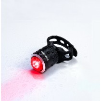 ROCKBROS Bicycle Tail Light Waterproof Smart Photosensitive USB Rechargeable LED Bicycle Light