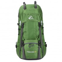 Camping mountaineering waterproof mountaineering hiking backpack 50L and 60L outdoor backpack