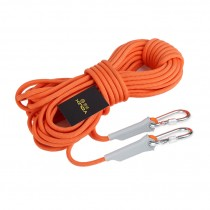 XINDA 10M Professional Rock Climbing Cord Outdoor Hiking Accessories High Strength Cord Safety Rope