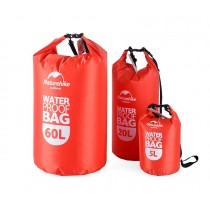 NatureHike Waterproof Bag Dry Bag 20L/60L Big Capacity Portable Pack Swimming Rafting Diving Seal Storage Bag