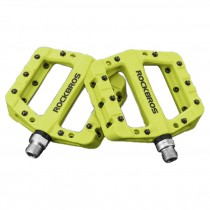 ROCKBROS Sealed Bearing Bicycle Bicycle Pedal Nylon BMX Mtb Bicycle Bicycle Parts Accessories