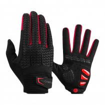 ROCKBROS windproof riding gloves touch screen warm motorcycle winter and autumn cycling gloves