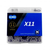 KMC X11.93 X11 Bicycle Chain 116L 11 Speed Bicycle Chain Magic Buckle Bicycle Parts