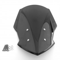 Wind Shield Protector For Yamaha FZ 07 MT 07 2018-2019 Windscreen With Bracket Motorcycle Parts