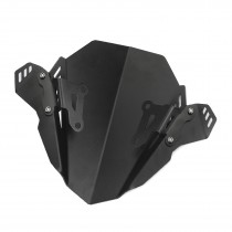 Black Windscreen Shield Protector For YAMAHA FZ09 MT09 2017-2020 Motorcycle Accessories Parts