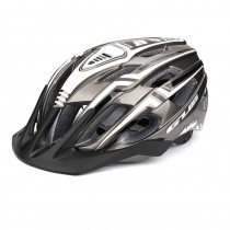 LED light rechargeable one-piece mountain road bike helmet sports helmet