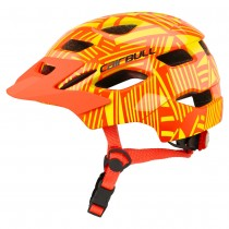 JOYTRACK children's helmet bicycle helmet with taillights children's skating riding protective helmet