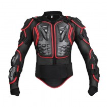 WOSAWE off-road motorcycle racing bike anti-fall suit armor racing suit protective clothing