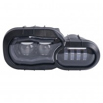 110W 6000LM Headlight Assembly For BMW F800GS F800R F700GS F650GS Adventure Motorcycle