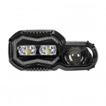 LED projector headlight assembly is suitable for BMW F800GS F800R F 650 700 800 GS F 800GS ADV adventure motorcycle