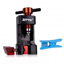 ZTTO Bicycle Hydraulic Disc Brake Oil Needle Tool Driver Hose Cutter BH59 BH90 Install Press