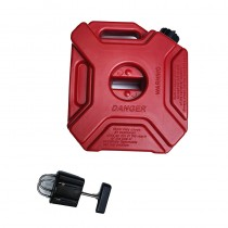 For BMW 5L Fuel Tanks Plastic Petrol Cans Car Jerry Can Mount Motorcycle Jerrycan Gas Can