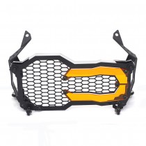 For BMW R1200GS R1250GS Headlight Guard Protector Grille Grill Cover R 1200 GS ADV / LC Acrylic Lamp Patch