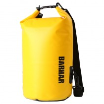 Motorcycle Bag Outdoor PVC Dry Sack Bag Waterproof 10L 20L 30L Diving Swimming Hiking Driving Travel Kits