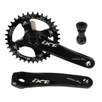 170mm Bicycle Crank Set 32T-38TWide Narrow Chainring BCD104 Mountain Bike Bicycle Parts Crank
