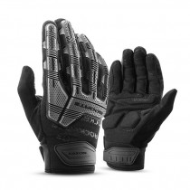 ROCKBROS cycling gloves SBR 6mm thick cushion shockproof breathable GEL cycling gloves