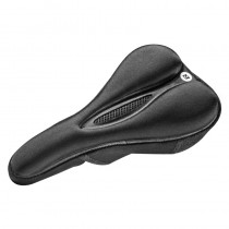 ROCKBROS Silicone Bicycle Saddle Hollow Breathable Mountain Bike Bicycle Saddle